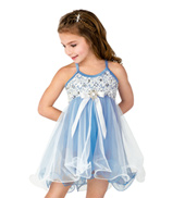 Girls/Adult Touch of an Angel Lyrical Dress