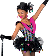 Adult/Girls Fun House Tutu Dress
