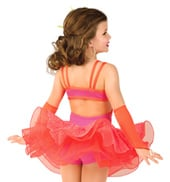 Adult/Girls Straight Up Costume Set