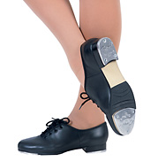 Child Xtreme Lace Up Tap Shoe