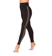 Adult Side Insert Ankle Legging