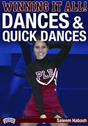 Winning it All! Dances & Quick Dances DVD