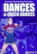 Dances & Quick Dances, Vol. 8 DVD