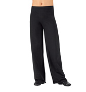 Unisex Wide Leg Jazz Pants
