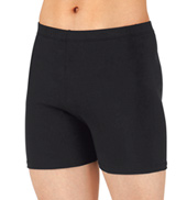 Mens Long Inseam Bike Shorts