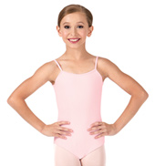 Girls Essential Camisole Leotard