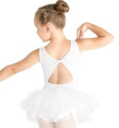 Girls Leona Tank Tutu Dress
