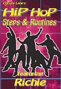 Christy Lanes Hip-Hop Steps & Routines featuring Richie DVD