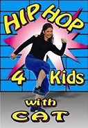 Hip-Hop 4 Kids with Cat DVD