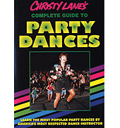 Christy Lanes Complete Guide to Party Dancing DVD