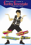 Christy Lane Funky Freestyle Dancing DVD