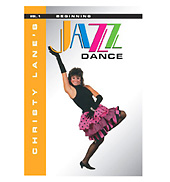 Christy Lanes Jazz Dance Level 1 - Beginning DVD