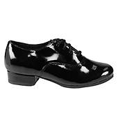 Oscar Boys Patent Ballroom Shoe
