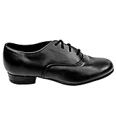 Oscar Boys Leather Ballroom Shoe