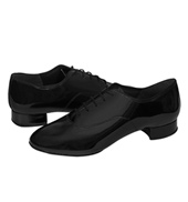 Mens Smooth Contra Ballroom Shoes