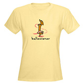 Women Ballet Wiener Women Light T-Shirt