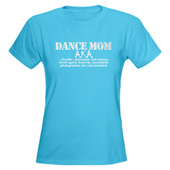 Women Dance Mom T-Shirt
