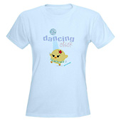 Women Dancing Chick T-Shirt