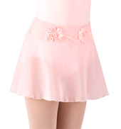 Girls Tulle Pull-On Skirt