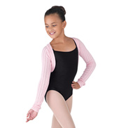 Girls Reiko Long Sleeve Shrug