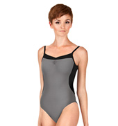 Adult Marla Color Block Camisole Leotard