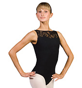 Sevilla Womens Sleeveless Leotard