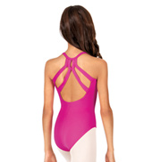 Child Strappy Camisole Leotard