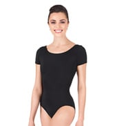 Adult Short Sleeve Leotard