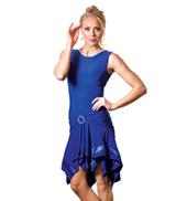 Adult Handkerchief Tank Ballroom Dress