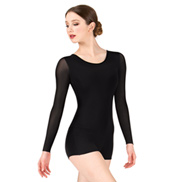 Adult Bolshoi Stars Collection Long Sleeve Biketard