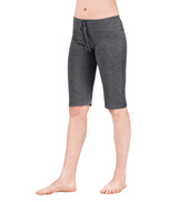 Girls Drawstring Waist Capri Pant