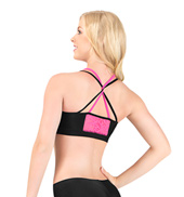 Adult Camisole Twist Bra Top