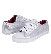 Child Sequin Low Top Sneaker