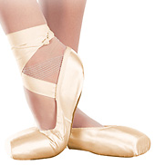 Adult American Soft-Toe Pointe Shoe