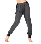 Adult Contrast Waist Jogger Pants