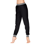 Adult Stripe Jogger Pants