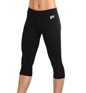 Girls DryTech Capri Leggings
