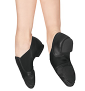 Adult E-Series Slip-On Jazz Shoes