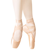 Ensemble Pointe Shoe