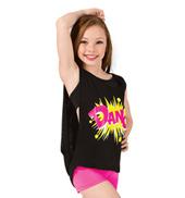 Girls Dance Scoop Neck Tank Top