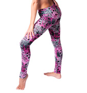Adult Peace Printed Legging