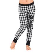 Girls Dance Plaid Flannel Jogger Pants