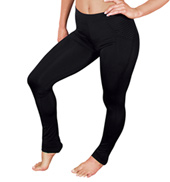 Girls DanceTech Support Shape Pants