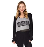 Adult Dance Long Sleeve Top