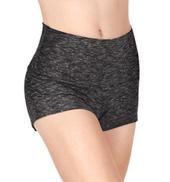 Adult Space Dye High Waist Shorts