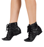 Girls Sparkly Jazz Boot