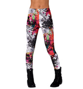 90s Print Leggings