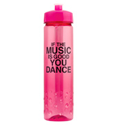 If the Music Is Good Water Bottle