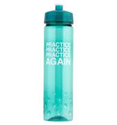 Practice, Practice, Practice Water Bottle