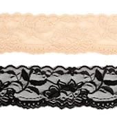 Lace Elasticized Trim